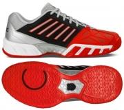 Tenisová obuv K-Swiss BIGSHOT LIGHT 3 05366-609 červená/černá