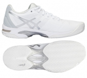 Damen Tennisschuhe Asics Gel Solution Speed 3 Clay E651N-0193