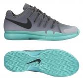 Tenisová obuv Nike Zoom Vapor 9.5 Tour Clay 631457-001 šedá