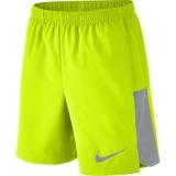 Dětské kraťasy Nike Flex Short 6´´ Challenger 856085-702 neonově žluté