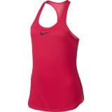 Dívčí tričko / top Nike Dry Slam 859935-653 červené