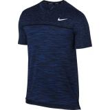 Tenisové tričko Nike NIKECOURT DRY CHALLENGER 830907-433 modré