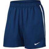 Tenisové kraťasy Nike Court Dry Short  7´´ 830817-433 modré