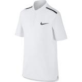 Dětské tričko Nike Advantage Polo 856114-100 bílé