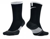 Tenisové ponožky Nike ELITE Crew SX4935-011 černé