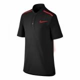 Chlapecké tričko Nike Advantage Polo 856114-011 černé
