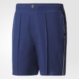 Tennis Kurzehose Adidas NEW YORK COLORBLOCK CE9855 blau