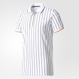 Tennis T-Shirt Adidas NEW YORK STRIPED POLOSHIRT BR3567
