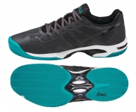 Tenisová obuv Asics Gel Solution Speed 3 Clay E601N-9590 šedá