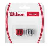 Tlumítko WILSON PRO FEEL červené a stříbrné