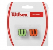 WILSON VIBRASTOP PRO FEEL orange-grün