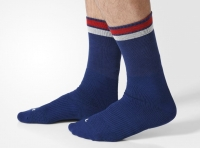 Tennissocken Adidas NEW YORK ID CREW SOCKEN CD2137 blau
