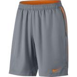 Herren Tennis-Kurzehose Nike Court Dry Short 9´´ 830821-005 grau