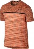 Tennis-T-Shirt NIKECOURT DRY CHALLENGER 830907-867 orange