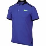 Dětské tričko Nike Court Advantage Polo 832531-452 modré