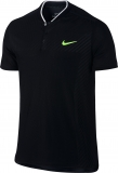 Tennis T-Shirt Nike COURT ZONAL COOLING ADVANTAGE 830959-010 schwarz