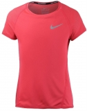 Girls T-Shirt Nike Dry Running Top 859929-645