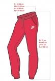 Girls Sporthose Nike Sportswear Pant 806326-645 pink