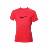 Girls T-Shirt Nike Legend SS Top 392389-655 pink