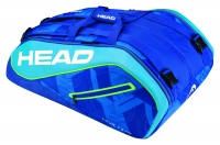 Tennistasche Head TOUR TEAM Monstercombi blau