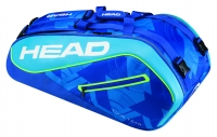 Tennisbag HEAD Tour Team 9R Supercombi 2017 blau