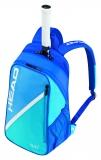 Tenisový batoh HEAD Elite 2017 modrý