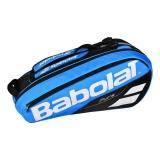 Tenisový bag Babolat Pure Drive X6 2018 modrý (757171)