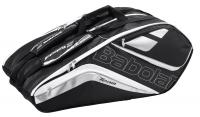 Tenisový bag Babolat Team Line X12 751120 šedý