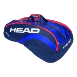 Tennistasche Head Radical 12R Monstercombi blau/orange