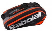Tennistasche Babolat Pure DRIVE RH X12 schwarz- orange