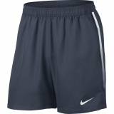 Tennis Kurzehose Nike Court Dry Short 7´´ 830817-471 blau