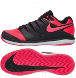 Tennisschuhe Nike Air Zoom Vapor X Clay schwarz / polar red