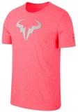 Dětské tričko Nike Rafa NikeCourt AO2957-686 růžové
