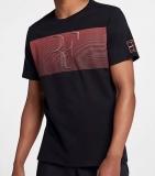Tennis T-Shirt NikeCourt RF  889785-010 schwarz