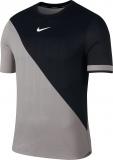 Tenisové tričko Nike COURT  CHALLENGER 887513-027 černo-šedé