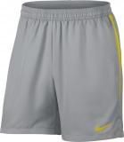 Tennis Kurzehose Nike Court Dry Short 7´´ 830817-092 grau mit gelb