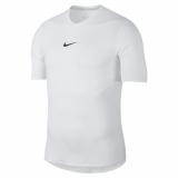 Herren Tennis T-Shirt  NIKECOURT AEROREACT RAFA 888206-100 weiss