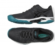 Tennisschuhe  Asics Gel Solution Speed 3 E600N-9590 grau