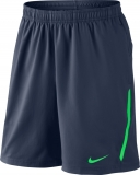 Tenniskurzehose Nike Power Woven short 9 blau 523247-410