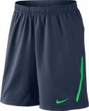 tenisové kraťasy Nike Woven Power short 9 modré 523247-410