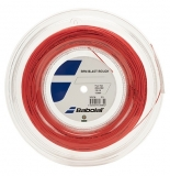 Tennissaite Babolat RPM BLAST ROUGH 1,3 mm  rot - Saitenrolle