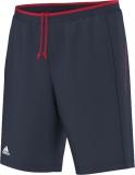 Tennis Kurzehose Adidas Club Bermuda AP4792 blau