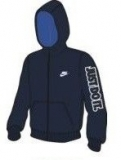 KInder Jacke Nike Training Club Warm Up Jacket 805471-451 blau