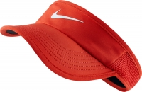Damen Schirmmütze Nike Featherlight 744961-696 rot