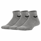 Tennissocken Nike Performance Cushioned Quarter DriFit SX6844-063
