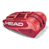 Tenisový bag Head Elite 12R Monstercombi růžový
