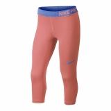 Dívčí legíny Nike Pro Capris 890219-827