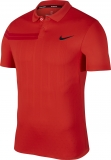 Tennis T-Shirt NikeCourt Zonal Cooling RF Advantage 888202-634 rot