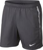 Tenisové kraťasy Nike Court Dry Short 7´´ 830817-036 šedé s bílou