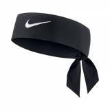 Stirnband Nike DriFit Head Tie schwarz
